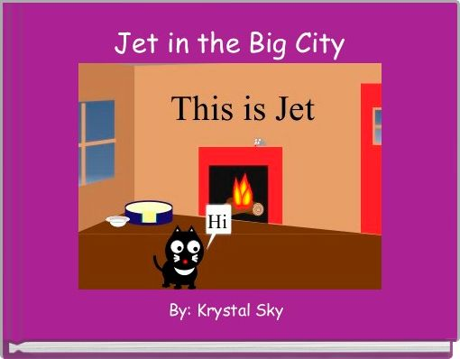 Jet in the Big City