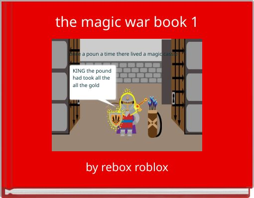 the magic war book 1