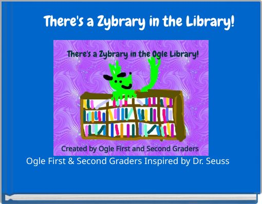 There's a Zybrary in the Library!