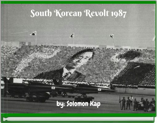 South Korean Revolt 1987