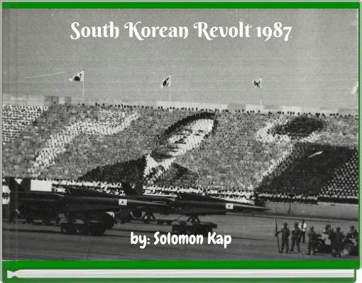 South Korean Revolt 1987