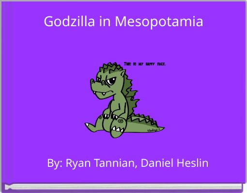 Godzilla in Mesopotamia