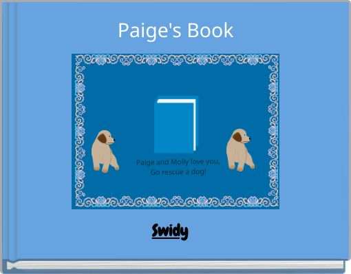 Paige's  Book