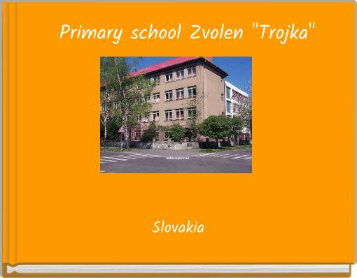 Primary school Zvolen