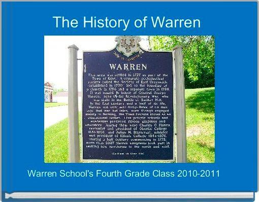 The History of Warren