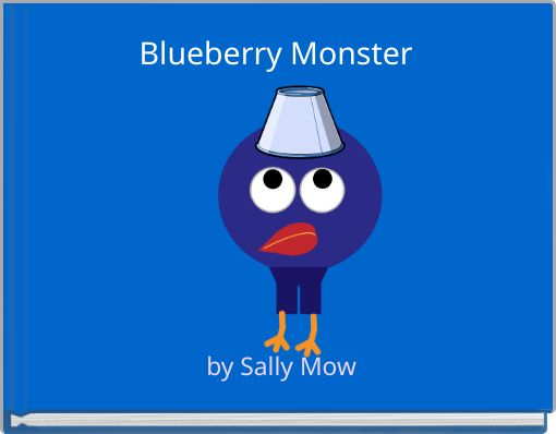 Blueberry Monster