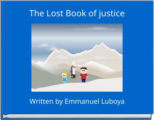 The Lost  Book of justice