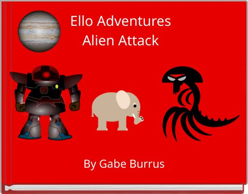 Ello AdventuresAlien Attack