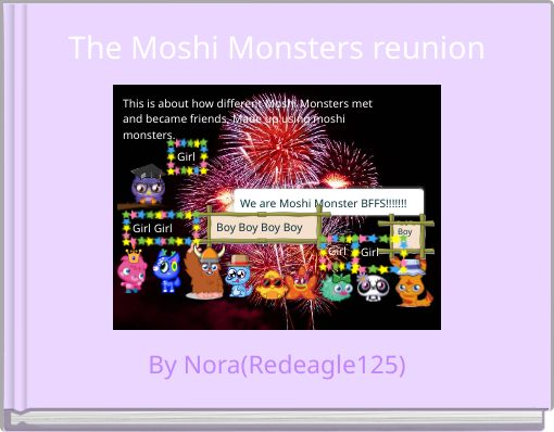The Moshi Monsters reunion