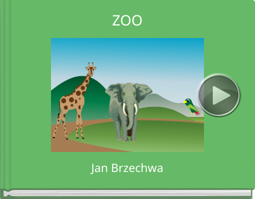 Book titled 'ZOO'