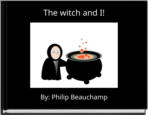 The witch and I!