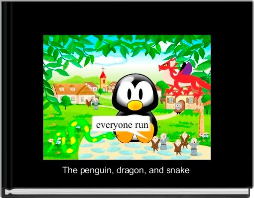 The penguin, dragon, and snake