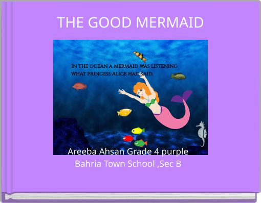 THE GOOD MERMAID
