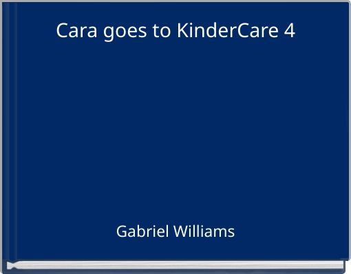 Cara goes to KinderCare 4