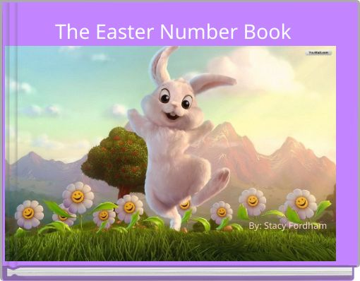 The Easter Number Book