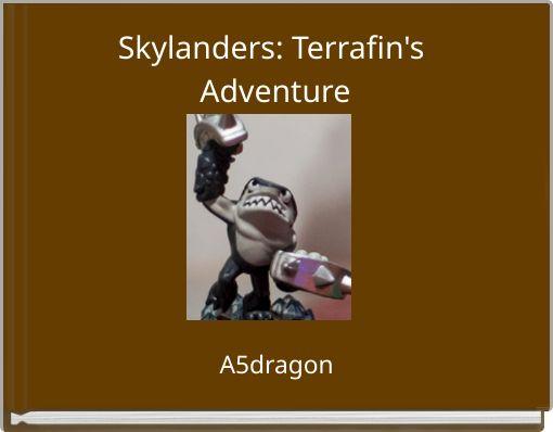 Skylanders: Terrafin's Adventure