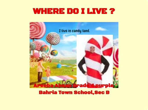 Where Do I Live Free Stories Online Create Books For Kids Storyjumper Where do i live? explains a lot more about each place and has far more divisions as it goes from a child's room to the entire universe then back again. storyjumper