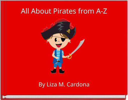All About Pirates from A-Z