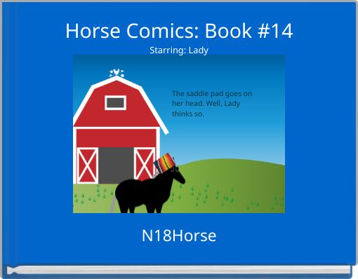 Horse Comics: Book #14Starring: Lady