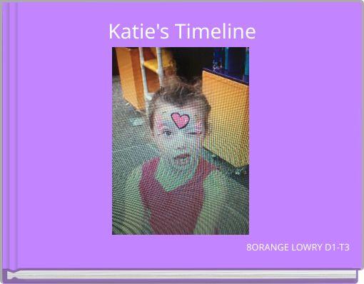 Katie's Timeline