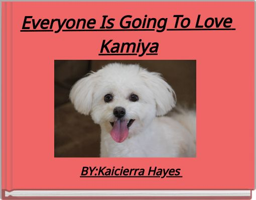 Everyone Is Going To Love Kamiya