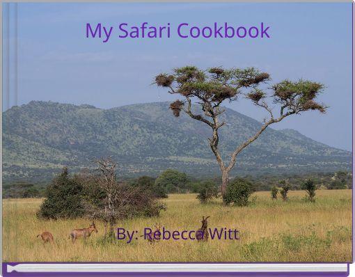 My Safari Cookbook