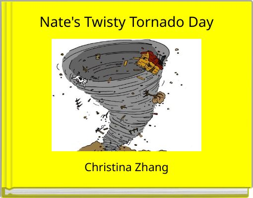 Nate's Twisty Tornado Day