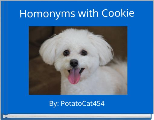Homonyms with Cookie