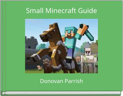Small Minecraft Guide