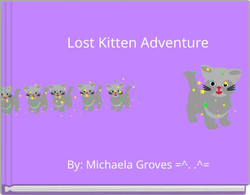 Lost Kitten Adventure