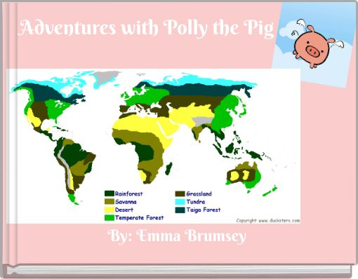 Adventures with Polly the Pig