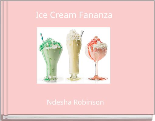 Ice Cream Fananza
