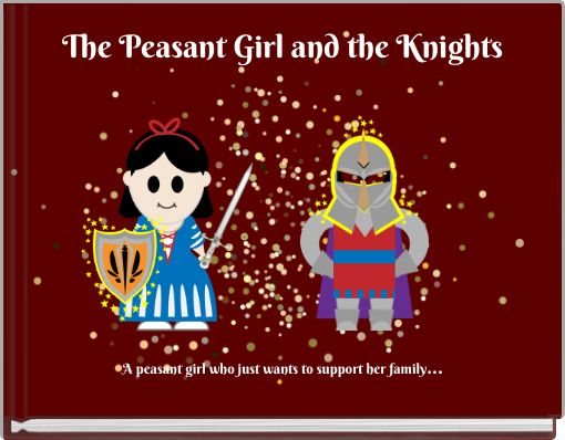 The Peasant Girl and the Knights