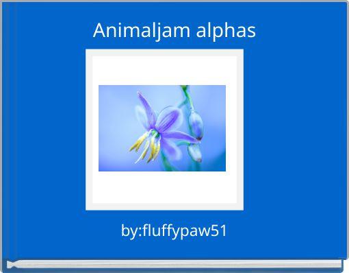 Animaljam alphas