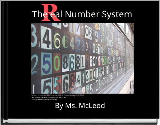 The         eal Number System