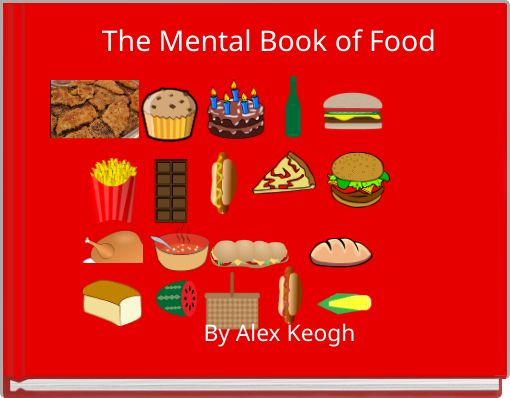 The Mental Book of Food