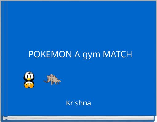 POKEMON A  gym MATCH