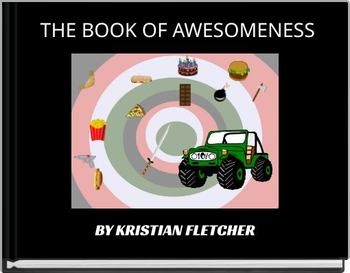 THE BOOK OF AWESOMENESS
