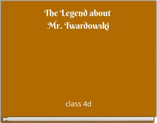 The Legend about Mr. Twardowski