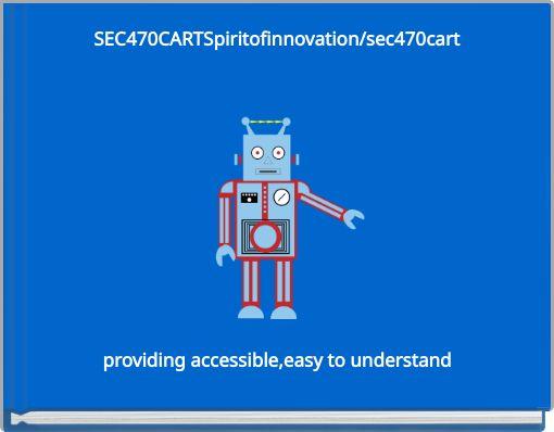 SEC470CARTSpiritofinnovation/sec470cart
