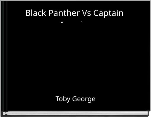 Black Panther Vs Captain America
