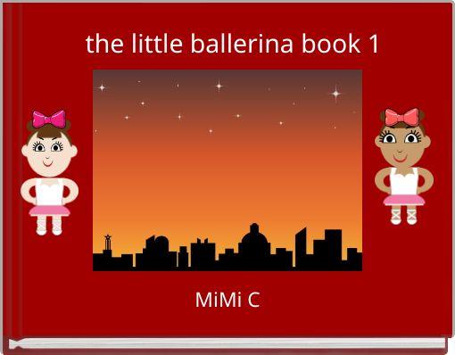 the little ballerina book 1