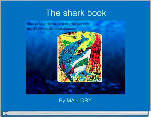 The shark book