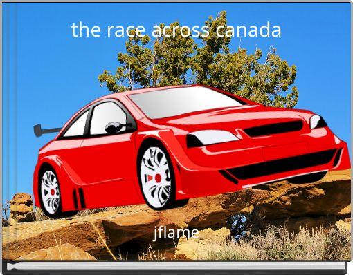 the race across canada