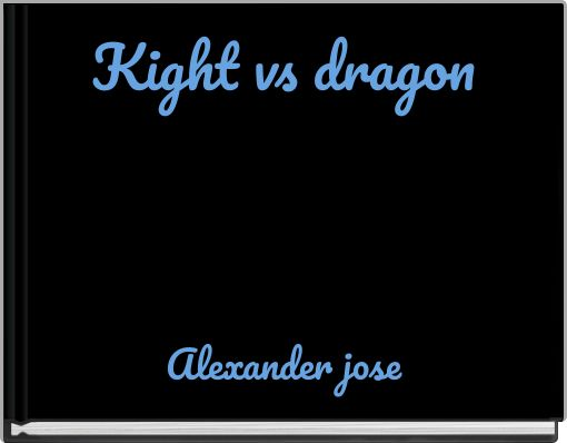 Kight vs dragon