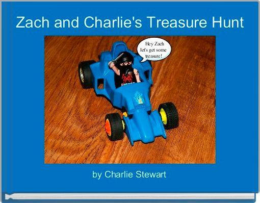 Zach and Charlie's Treasure Hunt