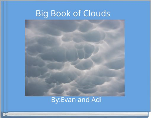 Big Book of Clouds