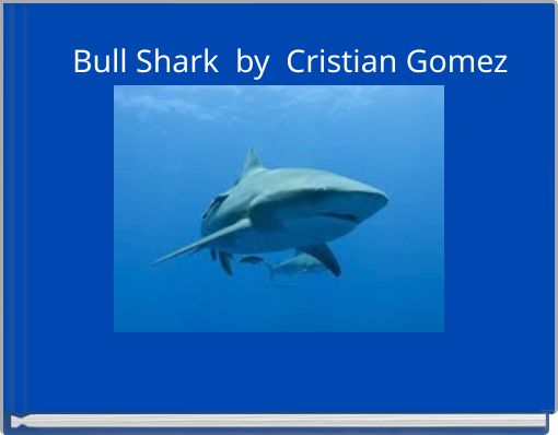 Bull Shark  by  Cristian Gomez