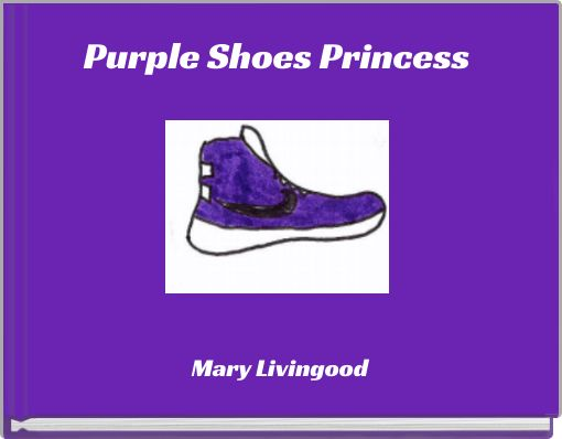Purple Shoes Princess
