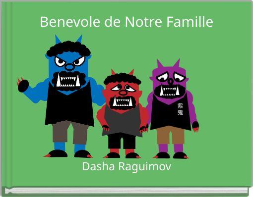 Benevole de Notre Famille